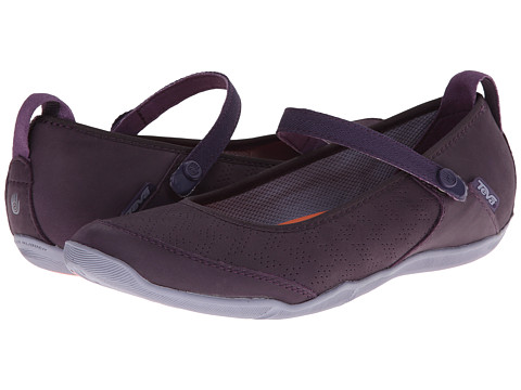 Teva - Niyama Flat Perf (Purple) Women's Flat Shoes