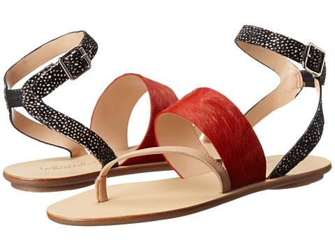 Loeffler Randall Sunny (Rust Mix) Women's Sandals