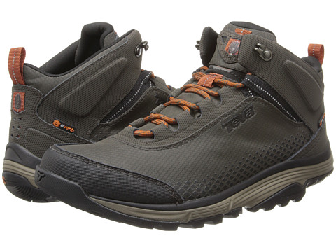 Teva - Surge Mid Event (Black Olive) Men's Shoes