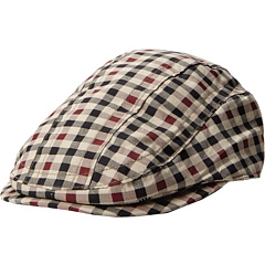 SALE! $14.99 - Save $15 on Appaman Kids Classic Newsboy Cap (Infant Toddler Little Kids Big Kids) (Gingham) Hats - 50.03% OFF $30.00