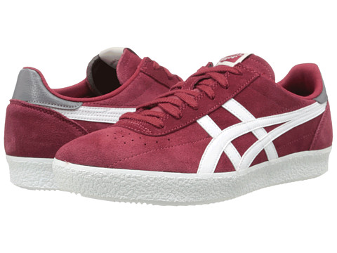 Onitsuka Tiger by Asics - Vickka Moscow (Burgundy/White) Shoes