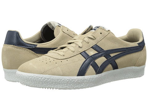 Onitsuka Tiger by Asics - Vickka Moscow (Sand/Navy) Shoes