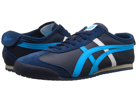 Onitsuka Tiger by Asics - Mexico 66 (Navy/Atomic Blue) Shoes
