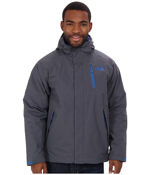 The North Face - Carto Triclimate Jacket (Vanadis Grey/Vanadis Grey) Men's Coat