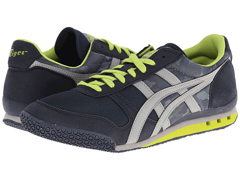 Onitsuka Tiger by Asics - Ultimate 81 (Navy/Light Grey) Classic Shoes
