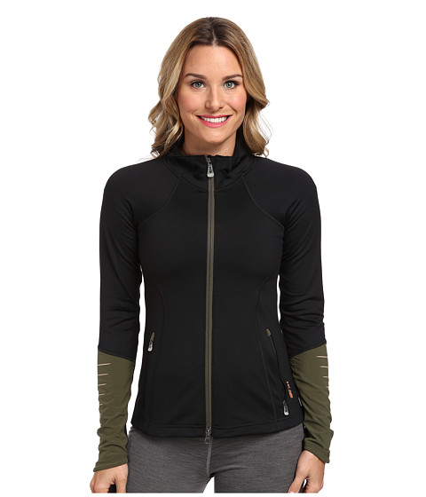 New Balance - HKNB Run Jacket (Black/Combat) Women's Jacket