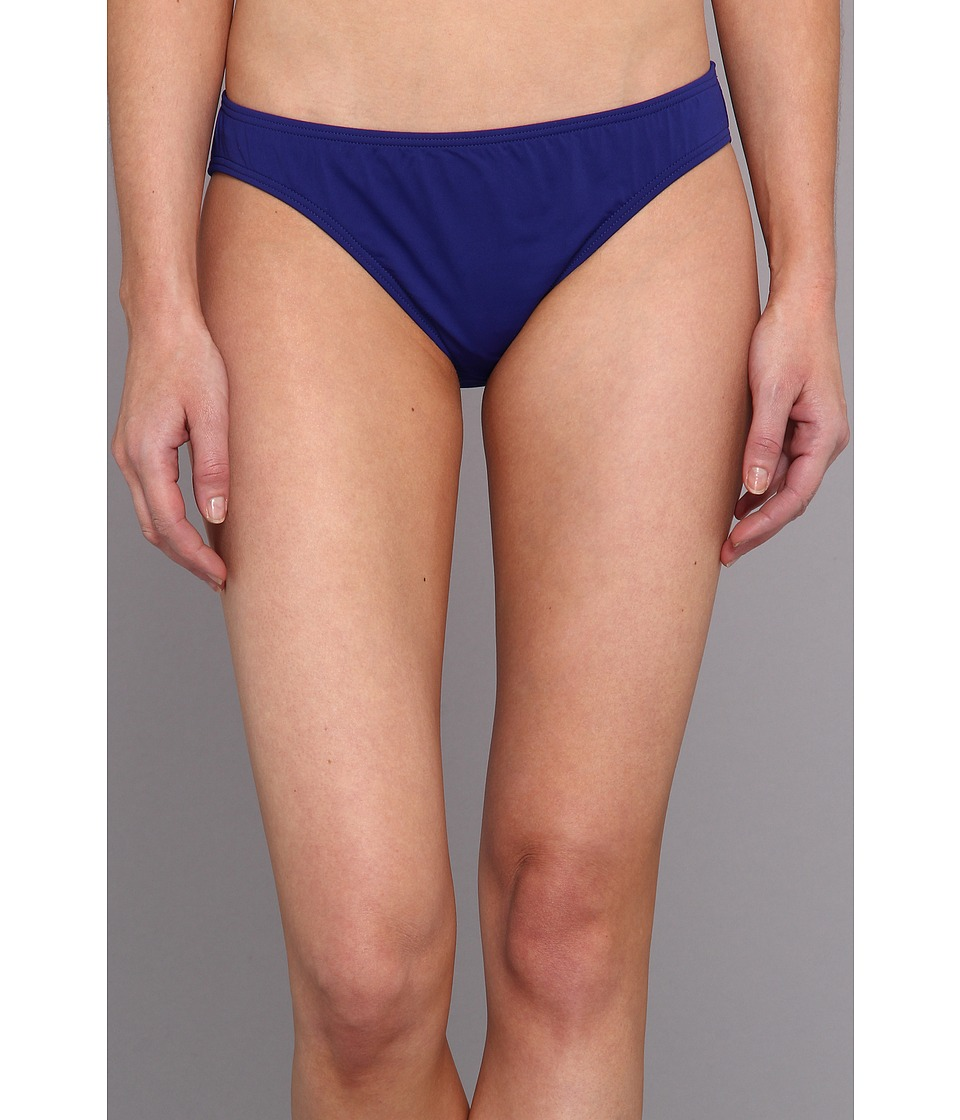Tommy Bahama - Pearl Hipster Bikini Bottom (Offshore Blue Multi) Women's Swimwear