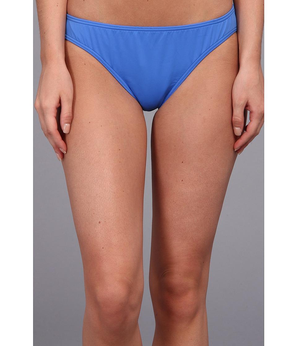 Tommy Bahama - Pearl Hipster Bikini Bottom (Haiti Blue) Women's Swimwear