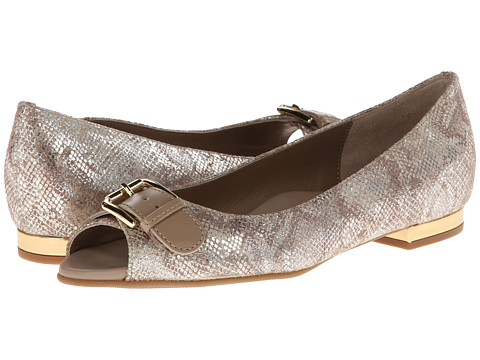 Anyi Lu - Erica (Metallic) Women's Flat Shoes