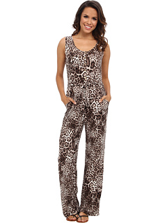 SALE! $47.99 - Save $70 on Calvin Klein Prtd Jumpsuit (Multi) Apparel - 59.33% OFF $118.00