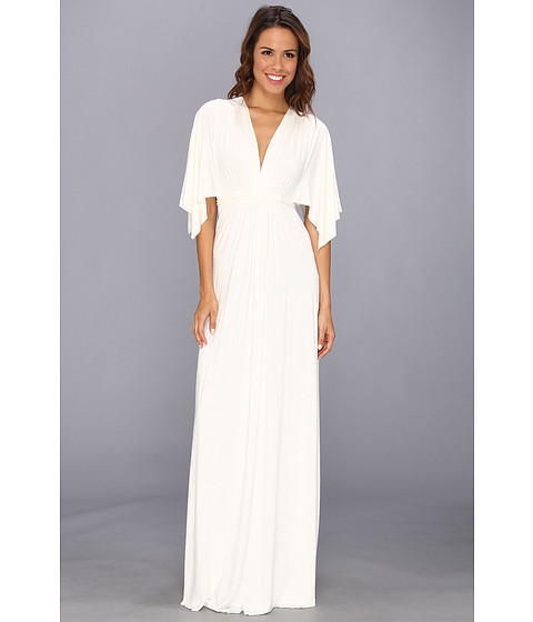 Rachel Pally - Long Caftan Dress (White) Women's Dress