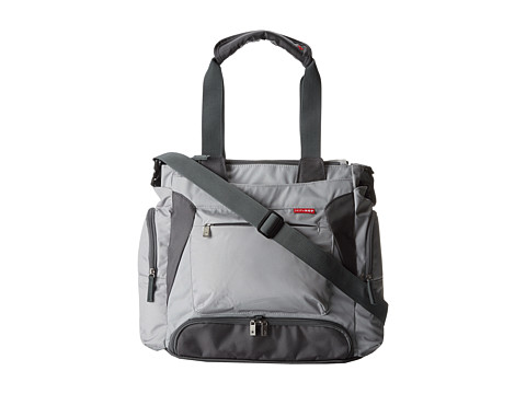 Skip Hop - Bento Meal-To-Go Diaper Bag (Platinum) Diaper Bags