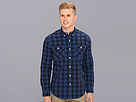 DKNY Jeans L/S Gingham Pindot Shirt-Casual Press