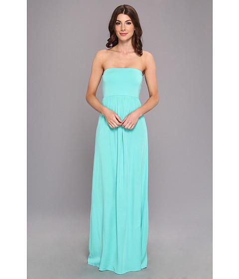 Splendid - Tube Top Maxi Dress (Bermuda) Women