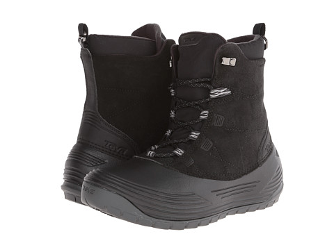 Teva - Highline WP (Black) Men's Shoes