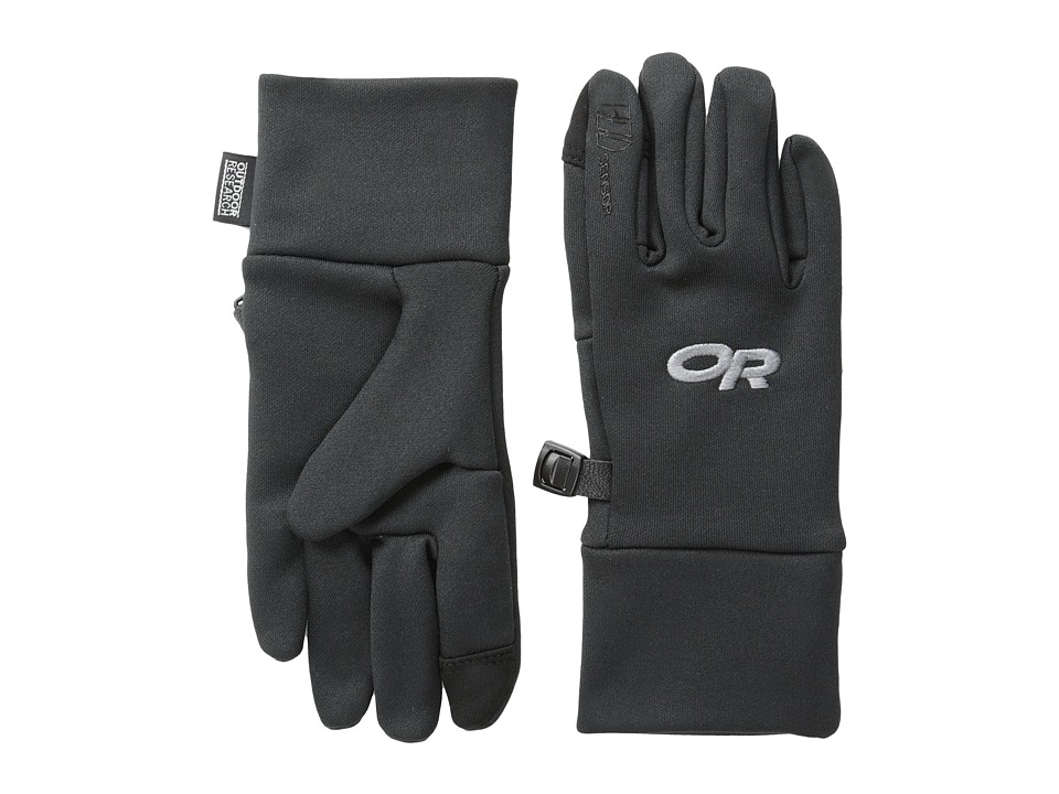 Outdoor Research - Kids' Pl Sensor Liners (Black) Extreme Cold Weather Gloves