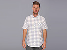 DKNY Jeans S/S Melange Check Shirt-City Press (Wisteria)