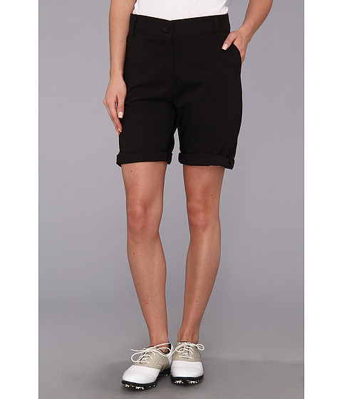 Heather Grey - Erika Shorts (Black) Women