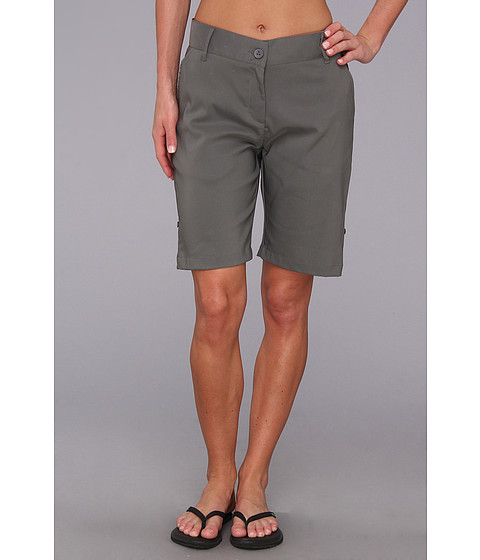 Heather Grey - Erika Shorts (Dark Grey) Women