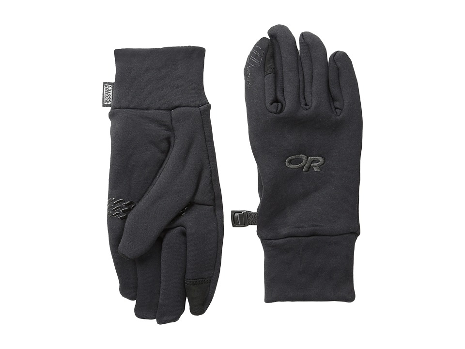 Outdoor Research - Pl 150 Sensor Gloves (Black) Extreme Cold Weather Gloves