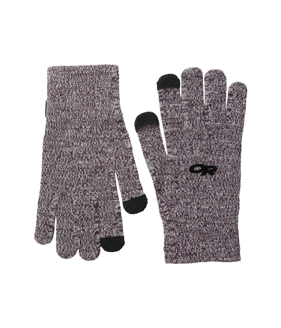 Outdoor Research - Biosensor Liners (Mulberry) Extreme Cold Weather Gloves