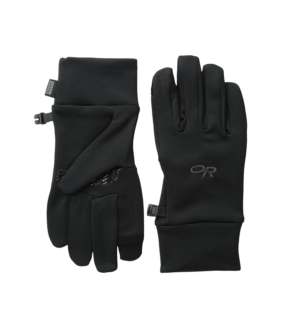 Outdoor Research - Pl 100 Sensor Gloves (Black) Extreme Cold Weather Gloves