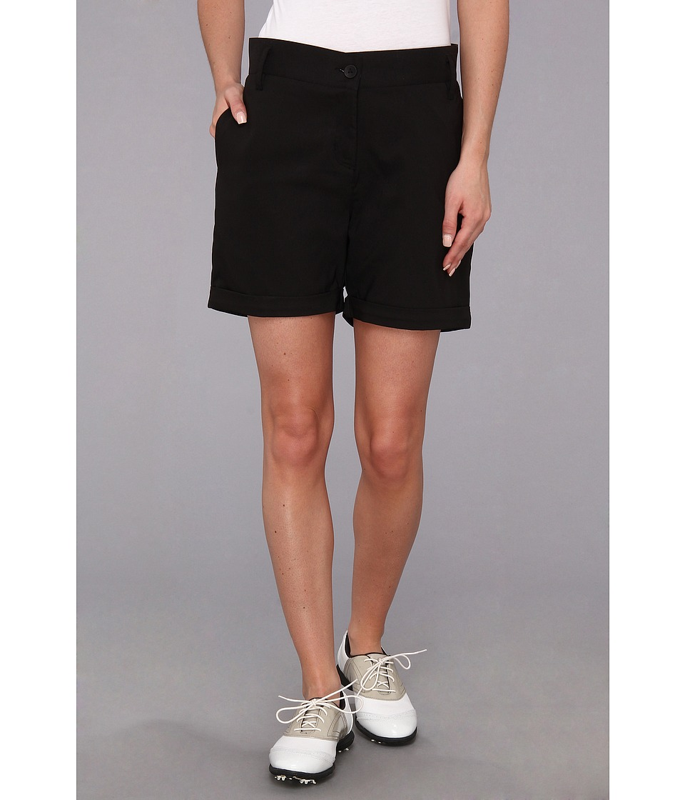 Heather Grey - Shannon-Shannon Short (Black) Women