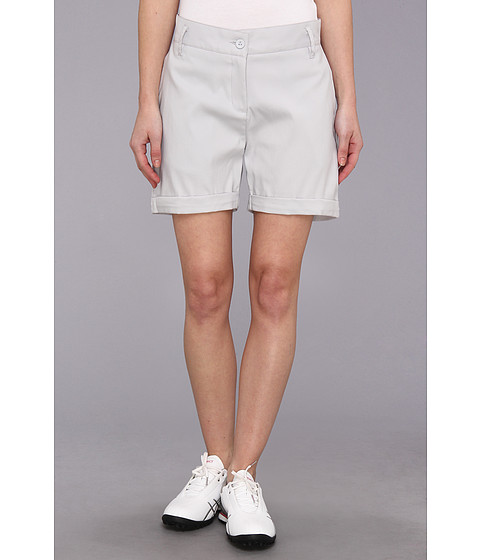Heather Grey - Shannon-Shannon Short (Stone) Women's Shorts