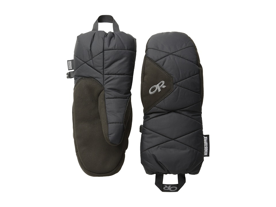 Outdoor Research - Phosphor Mitts (Black) Extreme Cold Weather Gloves