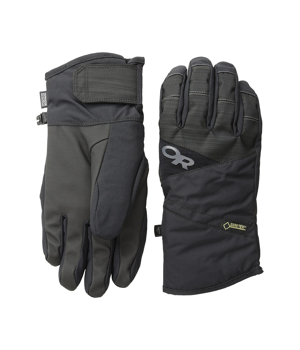 Outdoor Research - Centurion Gloves (Black) Extreme Cold Weather Gloves