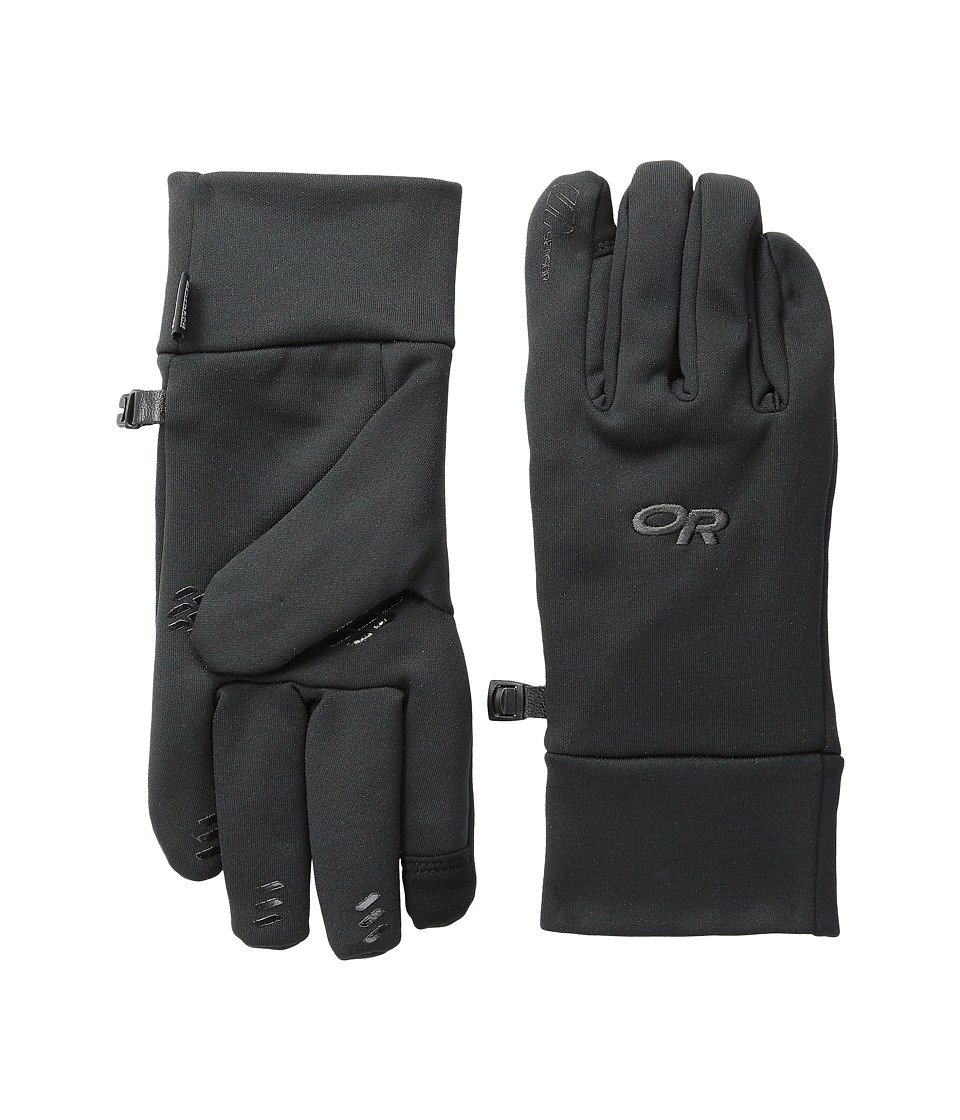 Outdoor Research - Pl 400 Sensor Gloves (Black) Extreme Cold Weather Gloves