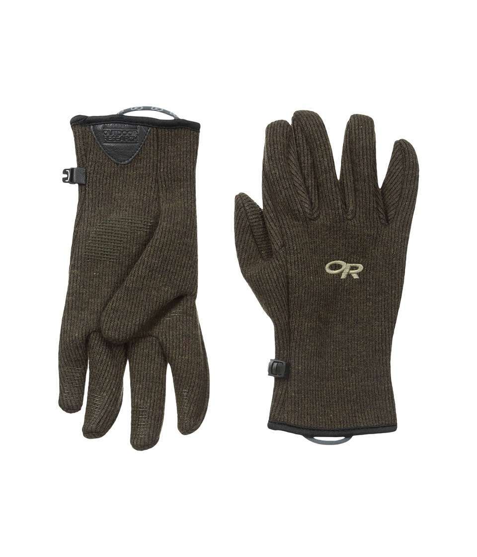 Outdoor Research - Flurry Gloves (Earth) Extreme Cold Weather Gloves