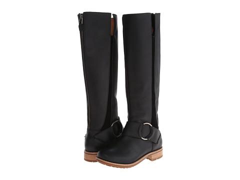 OluKai - Holo Lio II (Black/Black) Women's Pull-on Boots
