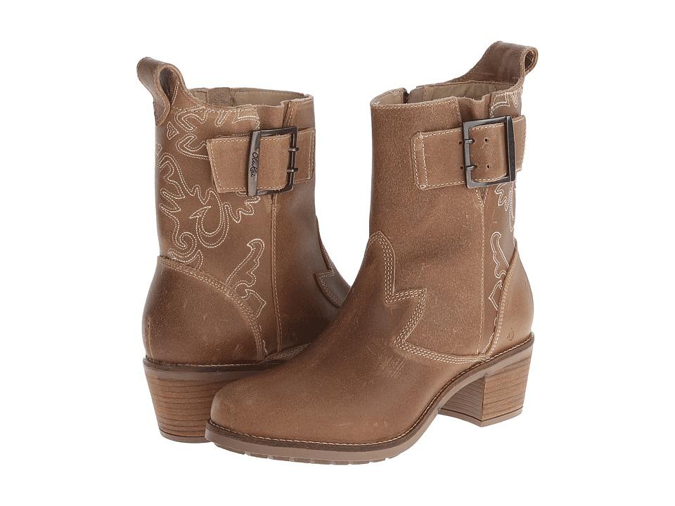 OluKai - Ka'iulani (Khaki/Khaki) Women's Pull-on Boots