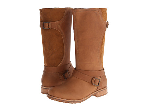 OluKai - Pa ia Leather (Koa/Koa) Women