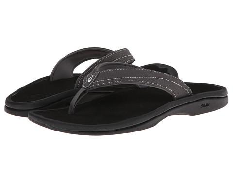 OluKai - Ohana W (Basalt/Black) Women's Sandals