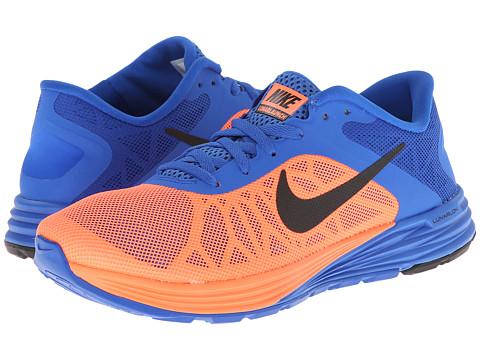 Nike - Lunarlaunch (Bright Mango/Hyper Cobalt/Black) Women's Cross Training Shoes