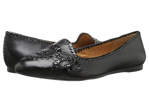 Jack Rogers - Waverly (Black/Black Patent) Women