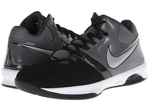 new style 9a780 e43e3 UPC 887232299736 product image for Nike Air Visi Pro V NBK (Black Dark Grey  ...