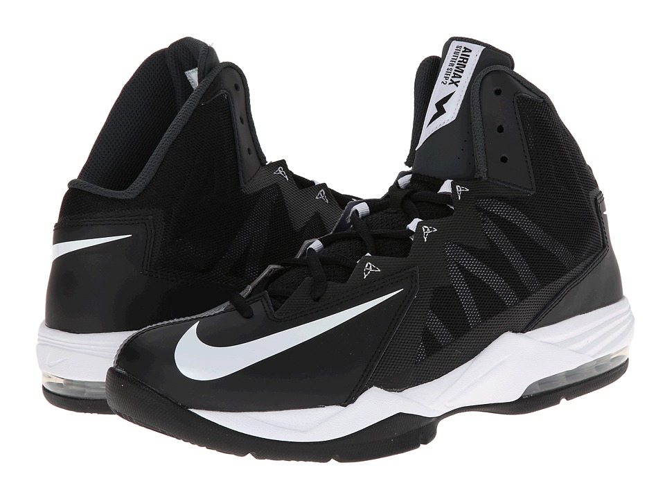 Nike - Air Max Stutter Step 2 (Black/Stealth/Anthracite/White) Men's Basketball Shoes