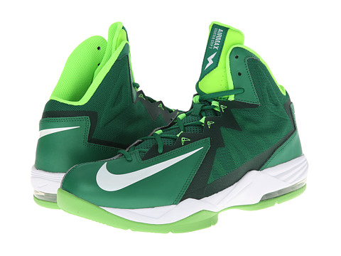 ... image for Nike Air Max Stutter Step 2 (Pine Green/Stealth UPC  883153689663 product image for Nike Green Air Max Stutter Step 2 Basketball  Shoes - Men