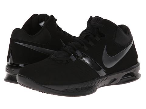 Nike - Air Visi Pro V NBK (Black/Anthracite/Anthracite) Men's Basketball Shoes