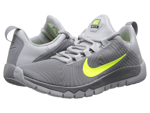 Nike - Free Trainer 5.0 (Cool Grey/Wolf Grey/Volt) Men
