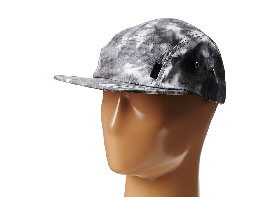 Volcom - Crown Me Hat (Black Combo) Caps