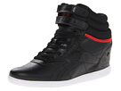 Reebok - F/S Hi Wedge A Keys (Black/Techy Red/White)