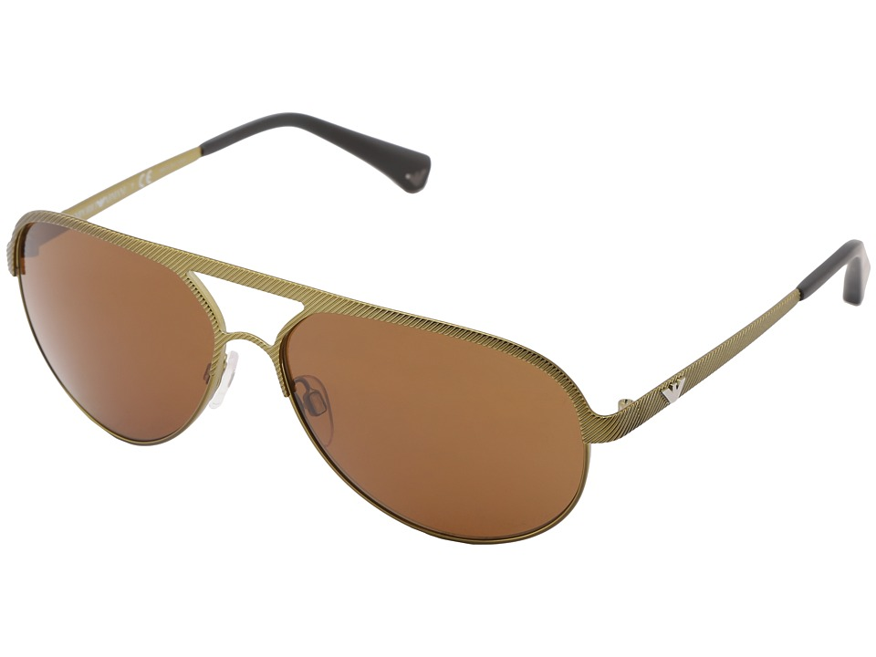 Emporio Armani - 0EA2004 (Olive) Fashion Sunglasses