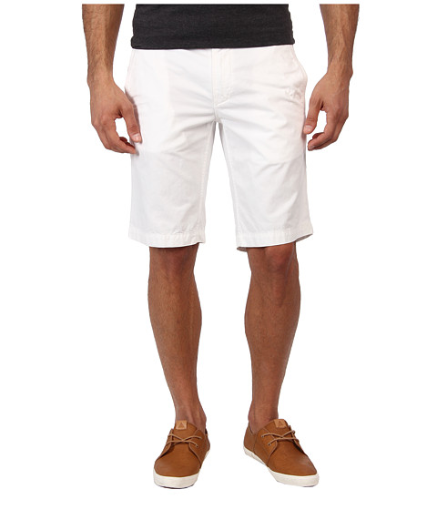 BOSS Orange - Schino-Shorts-D 10 (White) Men's Shorts