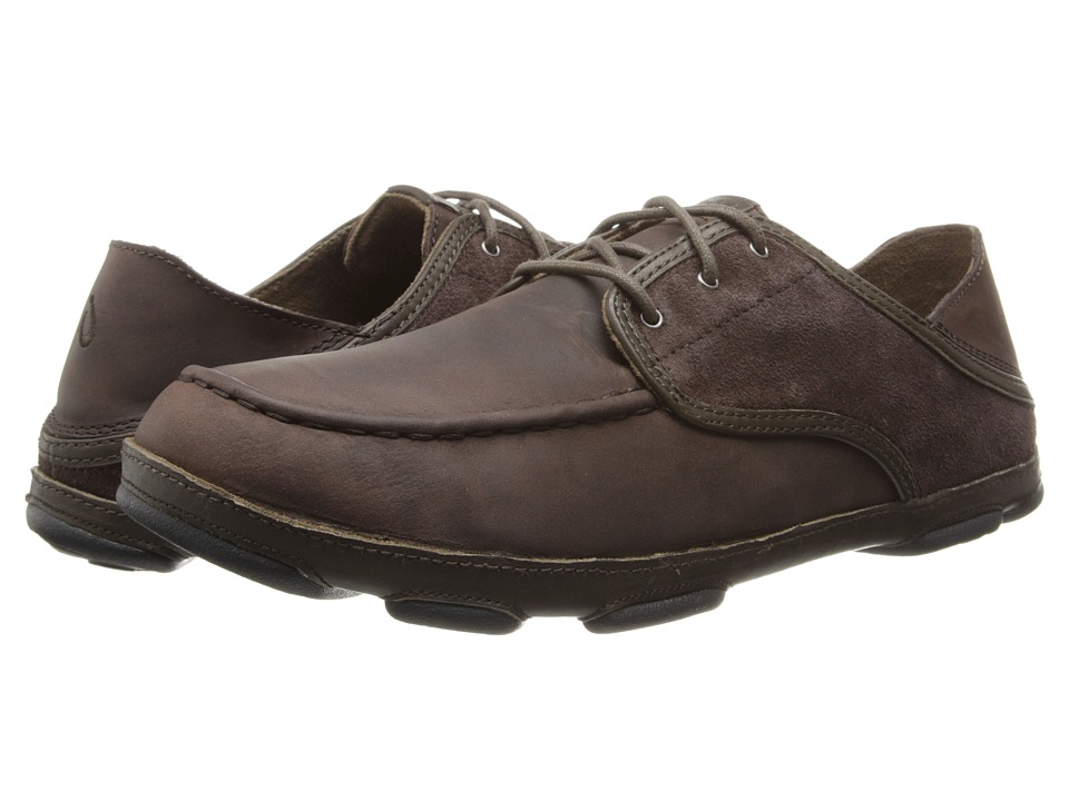 OluKai - Kupa'a (Coffee/Coffee) Men's Shoes