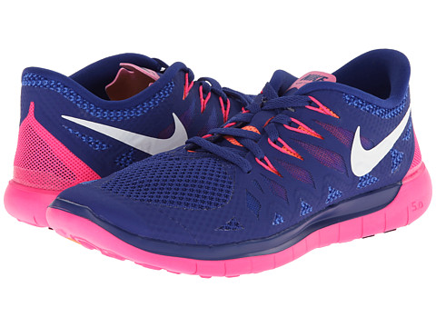 Nike Free 5.0 Womens Blue And Purple
