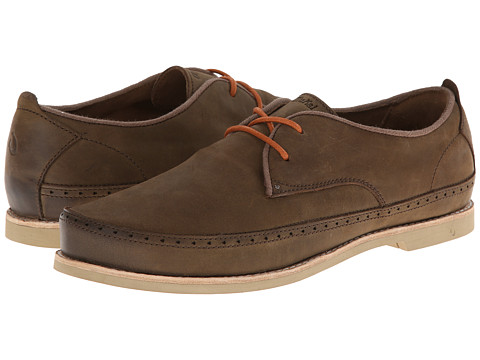 OluKai - Honolulu Lace (Seal Brown/Seal Brown) Men